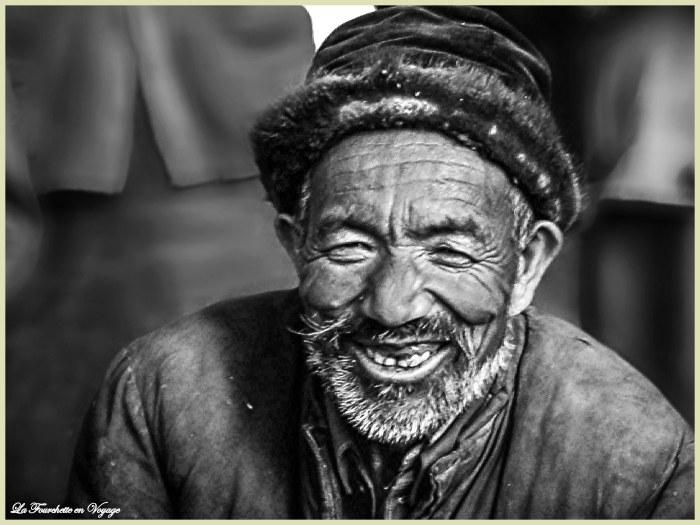 Paysan chinois