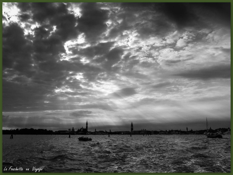 Venezia Canal di s Marco