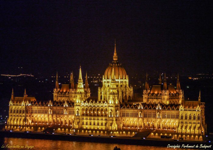 Orszàghàz       Parlement de Budapest