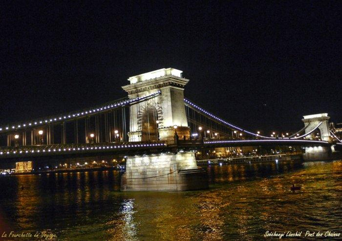 Széchenyi Lànchid  Pont des Chaines