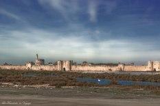 Aigues-Mortes Les Remparts sud