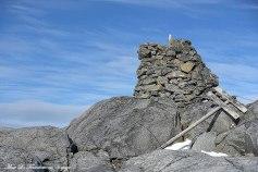 Antarctique Tour guet des pécheurs