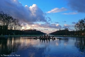 Versailles Bassin du Char d'Apollon janv 17
