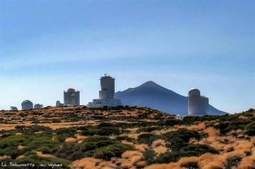 Volcan du TIEDE Tenerife