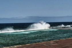 """""""PISCINE de mer""""Tenerife"""