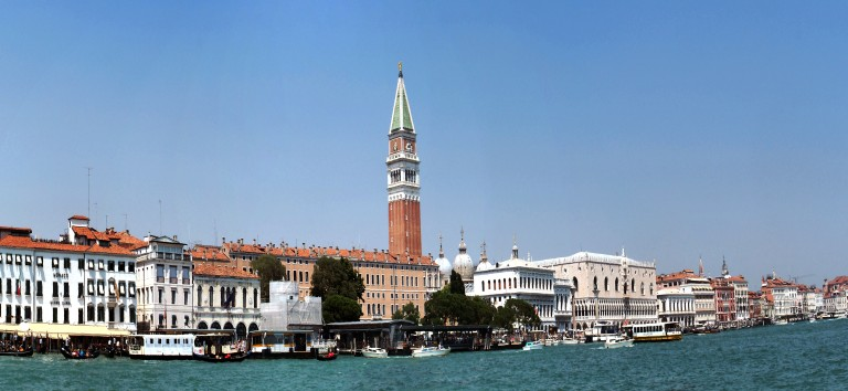 Palazzo Ducale Tour San Marco.Venise Panoramique (7 photos) w